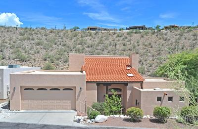 Tucson Single Family Home For Sale: 4260 N Summer Set Drive