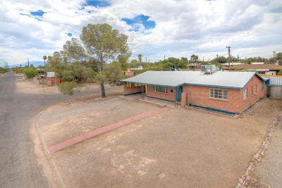 Tucson Single Family Home For Sale: 860 E Copper Street