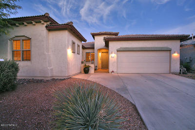Marana Single Family Home For Sale: 12742 N Quinoa Drive
