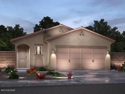 Pima County Single Family Home For Sale: 7489 S Via Rancho La Costa