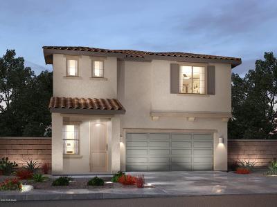 Pima County Single Family Home For Sale: 7493 S Via Rancho La Costa