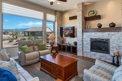 Oracle Single Family Home For Sale: 31233 S One Horse Lane