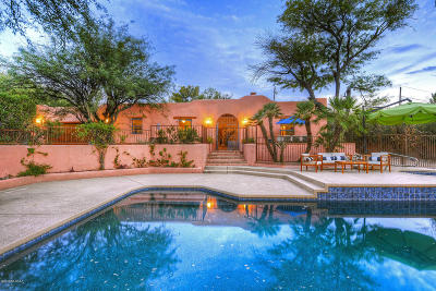 Tucson Single Family Home For Sale: 5408 E Presidio Road