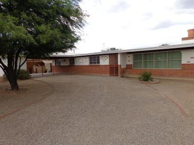 Tucson Single Family Home For Sale: 2740 N Van Buren Avenue