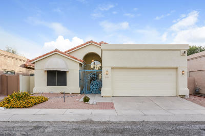 Pima County, Pinal County Single Family Home For Sale: 2859 N Hartwick Avenue