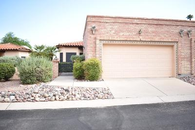 Oro Valley Townhouse For Sale: 71 E Inverness Drive