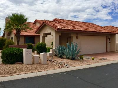 Pima County, Pinal County Townhouse For Sale: 8752 N Arnold Palmer Drive