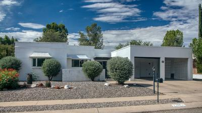 Green Valley Single Family Home Active Contingent: 124 E Paseo Chuparosas