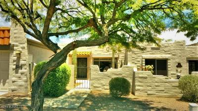 Tucson Townhouse For Sale: 4538 N Mountain Quail Road