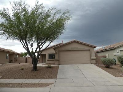 Tucson AZ Single Family Home For Sale: $186,000