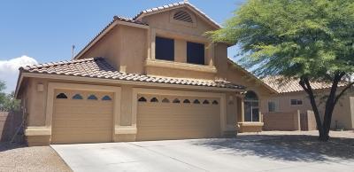 Tucson AZ Single Family Home For Sale: $272,000