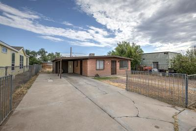 Tucson Single Family Home For Sale: 1016 W Sonora Street