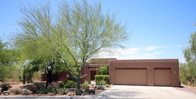 Oro Valley Single Family Home For Sale: 2425 W Crow Wash Place