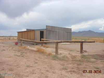 Cochise County Single Family Home For Sale: 11730 N Hideout Ranch Road