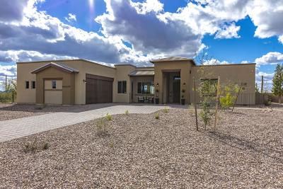 Marana Single Family Home For Sale: 14401 N Desert Bloom Drive