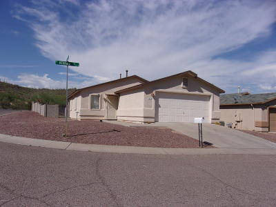 Pima County Single Family Home For Sale: 3064 W Mermaid Court