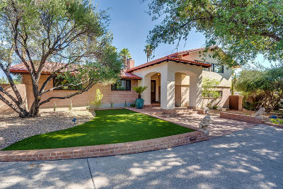 Tucson Single Family Home For Sale: 65 E Calle Claravista
