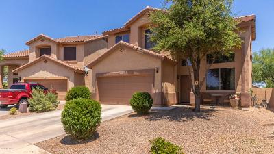 Single Family Home Active Contingent: 126 W Camino Rancho Quito