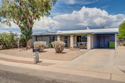 Tucson Single Family Home For Sale: 4765 S Manitoba Avenue