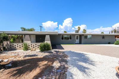 Tucson Single Family Home For Sale: 7541 E 34th Street