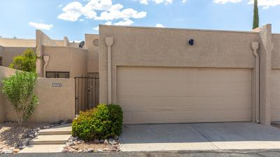 Tucson Townhouse For Sale: 3637 N Forgeus Avenue