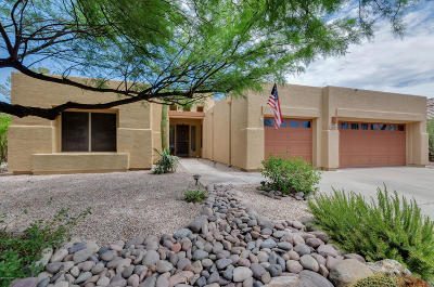 Tucson Single Family Home Active Contingent: 8893 N Veridian Drive