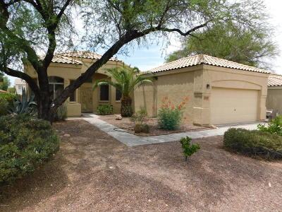 Tucson Single Family Home For Sale: 10256 E Calle Estrella Fugaz