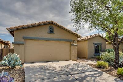 Tucson Single Family Home For Sale: 10643 E Rose Hill Street