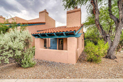 Tucson Townhouse For Sale: 5393 N Paseo De La Terraza