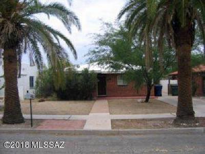 Tucson Rental For Rent: 635 N Bentley Avenue