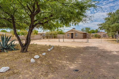 Tucson Single Family Home For Sale: 2910 E 24th Street