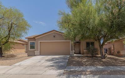 Tucson Single Family Home For Sale: 2960 E Paseo La Tierra Buena