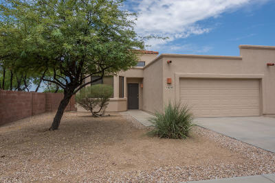 Oro Valley Townhouse For Sale: 8109 N Peppersauce Drive