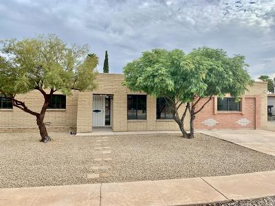 Tucson Single Family Home For Sale: 9331 E 27th Street