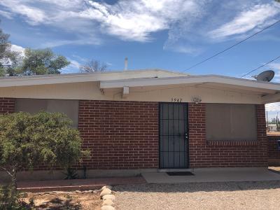Tucson Rental For Rent: 3942 E Lee Street
