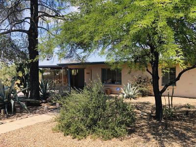 Tucson Single Family Home For Sale: 5231 E 19th Street