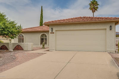 Saddlebrooke Single Family Home For Sale: 37359 S Desert Star Drive