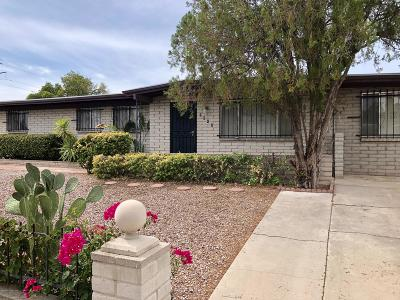 Tucson Single Family Home For Sale: 7842 E Green Ash Place