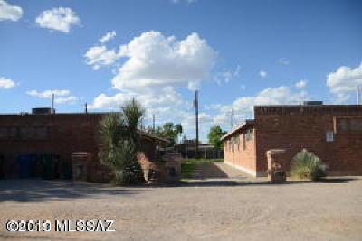 Tucson Residential Income For Sale: 407-409 E Delano Street