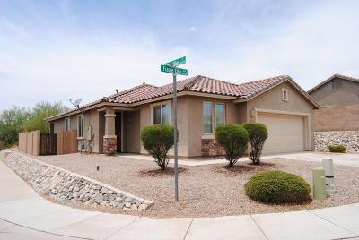 Marana Single Family Home For Sale: 14309 N Fragile Clay Avenue