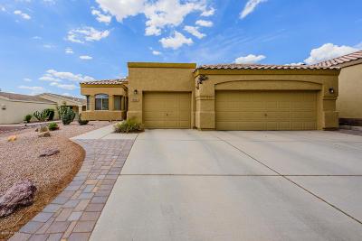 Tucson Single Family Home For Sale: 10223 E Calle Estrella Fugaz