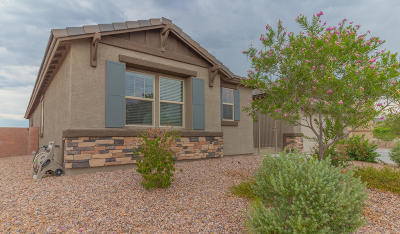 Vail Single Family Home For Sale: 16935 S Eva Avenue