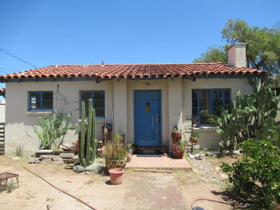Tucson Single Family Home For Sale: 23 E Adams Street