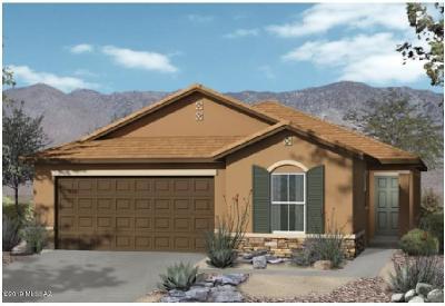 Marana Single Family Home For Sale: 12568 N School Day Drive NW