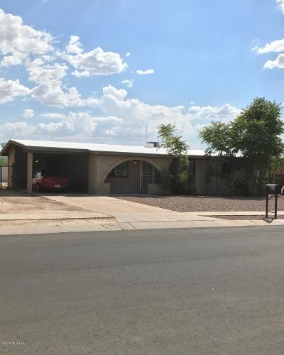 Tucson Rental For Rent: 2411 W Oracle Jaynes Station Road N