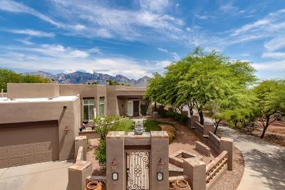 Oro Valley Single Family Home Active Contingent: 954 W Dancing Rain Court