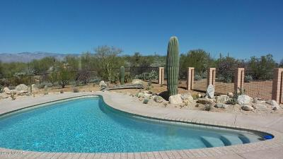 Tucson Single Family Home For Sale: 11830 E Calle Javelina