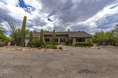 Tucson Single Family Home For Sale: 4920 N La Callecita