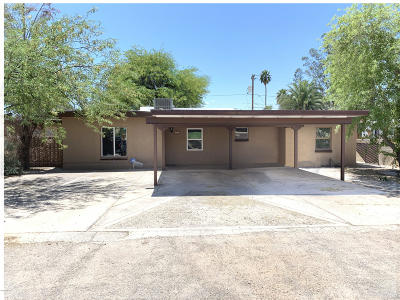 Tucson Single Family Home For Sale: 2250 E Copper Street