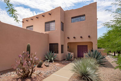 Tucson Single Family Home For Sale: 9386 N Quails Call Place